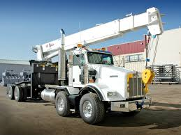 Hydra-Lift Truck-Mounted 30 Ton Cranes Archives - Weldco-Beales ...