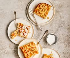 streusel cheesecake