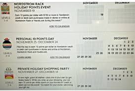 Nordstrom CC holders holiday rewards event myFICO Forums