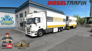 ETS2 V1.32] BDF Tandem Truck Pack V99.0 *for All SCS Trucks* - YouTube