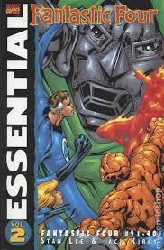Essential Fantastic Four TPB 1998 Present Marvel 1st Edition 2 REP