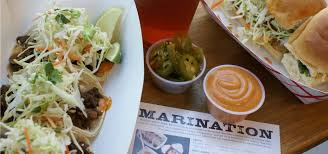 100 Marination Food Truck Discover South Lake Union