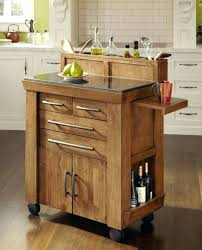 Small Portable Kitchen Island Movable With Seating Uk For 4