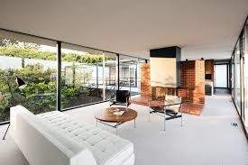100 Glass Floors In Houses Midcentury Glass House By Craig Ellwood Hits The Market In