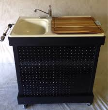 how to make your own portable sink for your montessori classroom