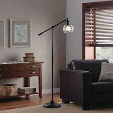 Walmartca Living Room Furniture by Hometrends Captured Glass Floor Lamp Walmart Canada