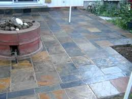 outdoor slate tile design ideas outdoor furniture ideas for