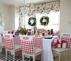Christmas Chair Covers Dining Room For Cool 68 Your Cushions With