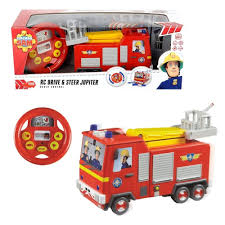 Fireman Sam - Vehicle RC Fire Engine Jupiter Drive & Steer With ... Kidirace Rc Remote Control Fire Engine 21 Truck Durable Easy To Ashaway Volunteer Association Washington County Rhode Island Rescue R C Rc Arctic Hobby Land Rider 503 Firetruck Unboxing First Look Linus Buy Velocity Toys Super Express Electric Rtr W Simulation Mini For Children Toy Rechargeable Large Fast Lane Fighter With Water Pump 20 Jumbo 25 Radio Controlled With Working Hose Watertank Red Vibali Shop