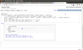 Python Decorators Simple Example by Programming In Sage U2014 Sdsu Sage Tutorial V1 1