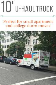100 Box Truck Rentals A 10 Truck Is The Smallest UHaul Box Truckperfect For College