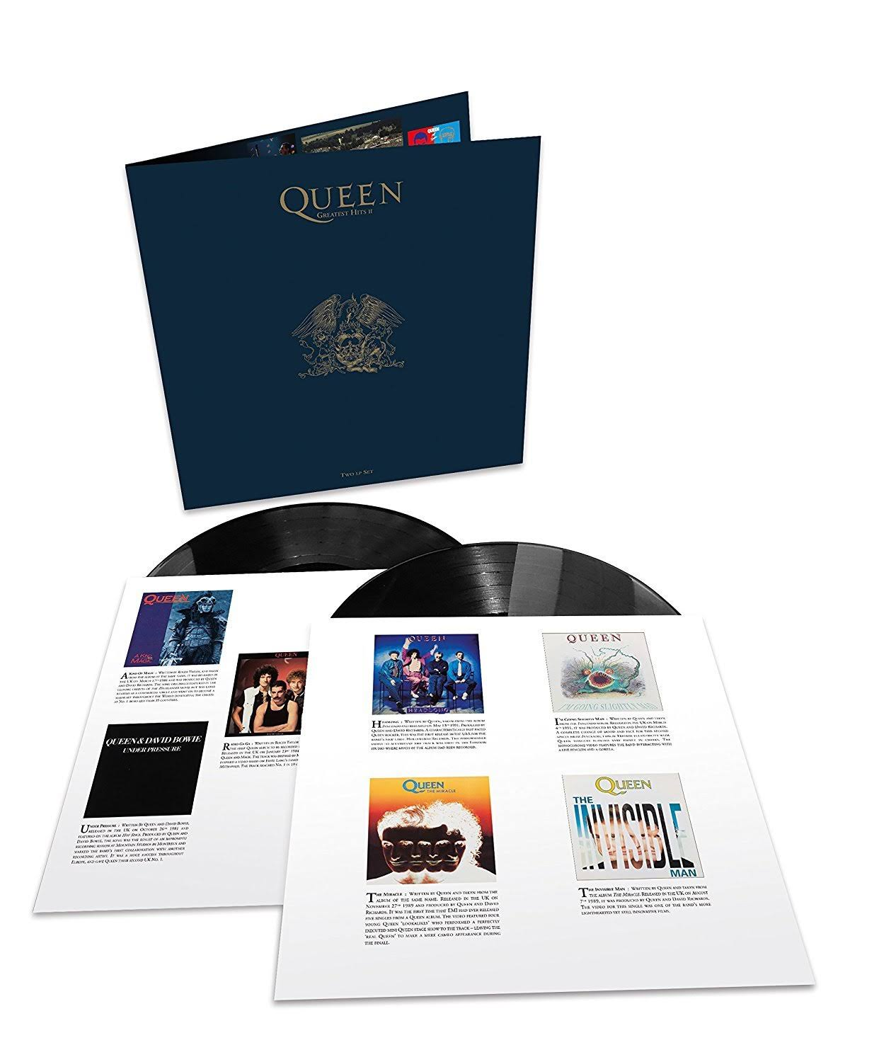 Queen Greatest Hits II - Queen