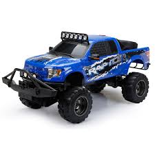 New Bright RC 1:6 Scale Ford Raptor Truck Blue Remote Kids Toy Car ... Gizmo Toy New Bright 114 Rc Fullfunction Baja Mopar Jeep Rb 61440 Interceptor Buggy Baja Extreme Pops Toys Ford Raptor Youtube Pro Plus Menace Industrial Co Ff 96v Monster Jam Grave Digger Car 110 Scale Shop 115 Full Function Remote 96v 1997 F150 Hobby Cversion Rcu Forums 124 Radio Control Truck Walmartcom Vehicles Radio And Remote Oukasinfo Buy V Thunder Pickup Big Rc Size 10 Best Rock Crawlers 2018 Review Guide The Elite Drone