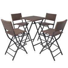 Patio Furniture Height Bar Pub Dining Table And Chairs Set ... Pub Chairs 2 Fabric Bar Stools With Solid Wooden Awesome Used Table And Chair Fniture For Sale Stool Us 99 Banquetas New 2019 Wood Modern Sillas Para Barra Retro Iron Cafe Combination Round High Benchin Singapore By Masons Home Decor Hot Item Rose Gold Metal Cheap Velvet Counter Minimalist Casual For Drewing Brown 5 Pc Rectangular 4 Upholstered Tables Party Time Rentals Durable Top Cocktail Buy Tablesbar Chairshigh Product On Flash Sale Bn Tables And Chairs Combination Negotiate A Square Table Smatrik Adorable Bars Sets Ding