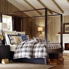 Bedding Surprising Woolrich Hadley Plaid forter Set Cabin Decor