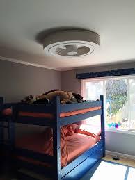 Bladeless Ceiling Fan Amazon by Bunkbeds Low Ceilings No Problem With A Bladeless Ceiling Fan