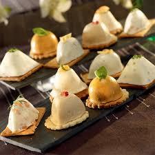 recette canapé apéro recette de petites bouchées de fête demarle