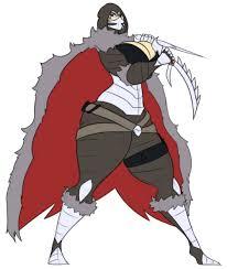 Female Assassin Oc