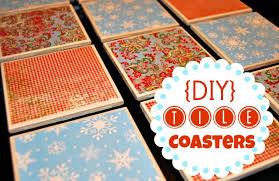 tile coaster tutorial