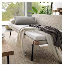 Ikea Living Room Ideas 2015 by Woven Bench In Ikea Living Rooms Pinterest Bench Living