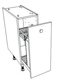 caisson cuisine 30 cm meuble bas cuisine 40 cm largeur globetravel me