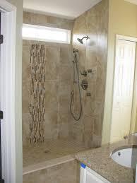 bathroom shower subway tile ideas stainless steel recessed