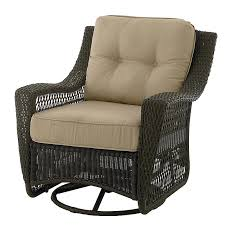 country living 65 50974 44 concord swivel glider patio chair