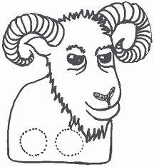 3 Billy Goats Gruff Finger Puppet