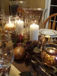 Hurricane Lamp Table Lamps