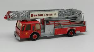 100 Model Fire Trucks Buffalo Road Imports E1 Hush 80 Ladder Fire Truck FIRE LADDER