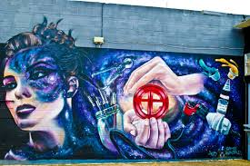 Deep Ellum Dallas Murals by Bill Chance This Is Not Going To Turn Out Well