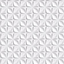White Interior 3D Wall Panel Texture Seamless 02973