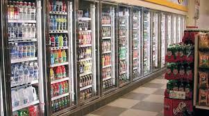 led cooler and freezer ls maxlite maxled