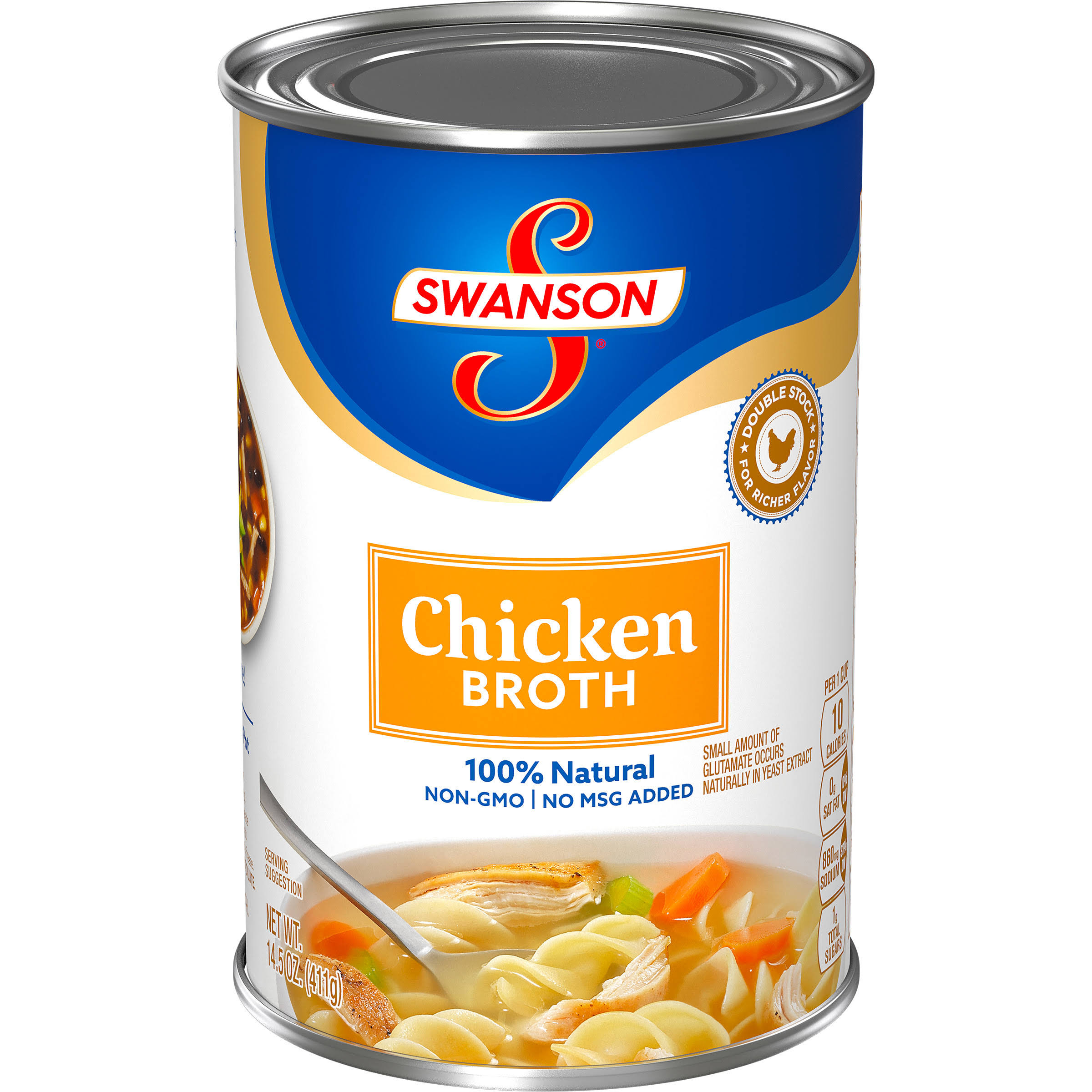 Swanson Chicken Broth - 14.5oz