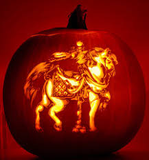 Wolf Pumpkin Carving Patterns Easy by Decorating Ideas Incredible Image Of Easy Diy Lighted