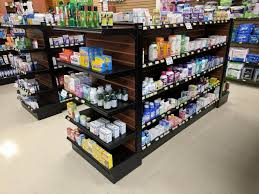 End Unit Retail Displays