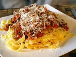 spaghetti bolognaise au vin blanc cookismo recettes saines