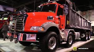 100 Dump Trucks Videos 2018 Mack Truck With Bibbeau Bed Transportation Nation Network