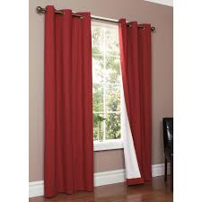 Thermalogic Curtains Home Depot by Double Width Curtain Lining Mommaon Decoration