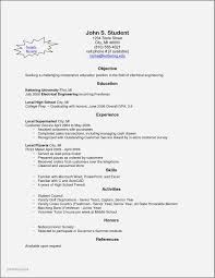 Resume Samples For Lecturers Beautiful Ac288c29a 30 Awesome Examples Graduated With Honors Of