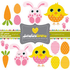 Cute Easter Bunny Clipart Clip Art Library