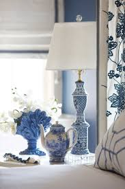 Blue And White Bedroom Designed By Cindy Rinfret Of Ltd