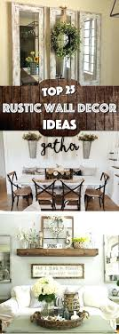 DecorationsRustic Ranch Home Decor Rustic Style Bedroom Farmhouse Wall