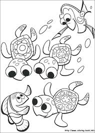 Finding Coloring Pages On Nemo And Friends Last Updated May Home Improvement
