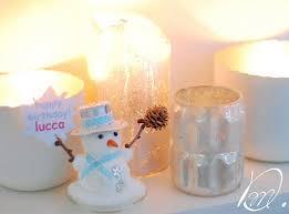 Karas Party Ideas Snowman Snow Winter 5th Boy Girl Birthday