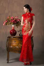 qipao for wedding chinese traditional bride wedding dresses