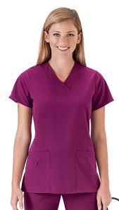 Ceil Blue Scrubs Amazon by Jockey Scrubs Short Sleeved Zipper Top 2206 Uniformsandscrubs Com