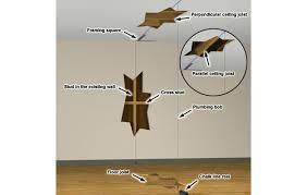 Distance Between Floor Joists Canada by Add An Interior Wall 1 Rona