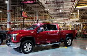 100 Pick Up Truck News Highmargin Pickup Trucks Drive GM Profit Shares Rise The
