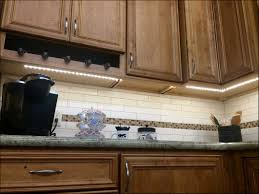 kitchen room wonderful led cabinet lighting direct wire